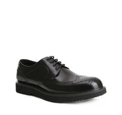 Buty męskie, czarny, 84-M-916-1-40, Zdjęcie 1