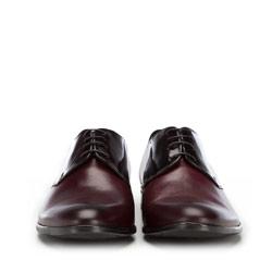 Buty męskie, bordowo - czarny, 86-M-606-2-44, Zdjęcie 1