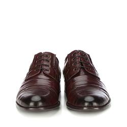 Buty męskie, bordowy, 87-M-903-2-44, Zdjęcie 1