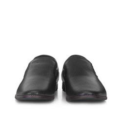 Buty męskie, czarny, 88-M-907-1-44, Zdjęcie 1