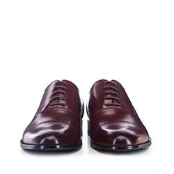 Buty męskie, bordowy, 88-M-925-2-41, Zdjęcie 1