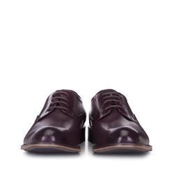Buty męskie, bordowy, 88-M-932-2-42, Zdjęcie 1