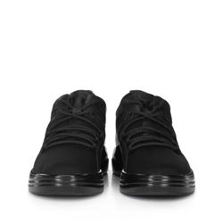 Męskie sneakersy na grubej podeszwie, czarny, 88-M-939-1-44, Zdjęcie 1