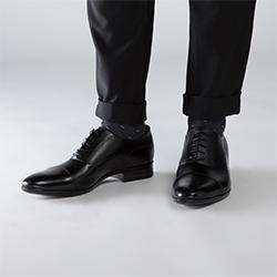 Men's shoes, black, 90-M-600-1-43, Photo 1