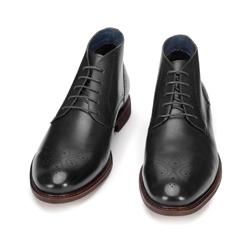 Shoes, black, 93-M-510-1-43, Photo 1