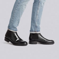 Shoes, black, 93-M-914-1-44, Photo 1