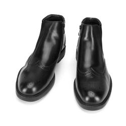 Shoes, black, 93-M-919-1-39, Photo 1