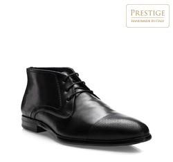 Buty męskie, czarny, 83-M-305-1-43, Zdjęcie 1