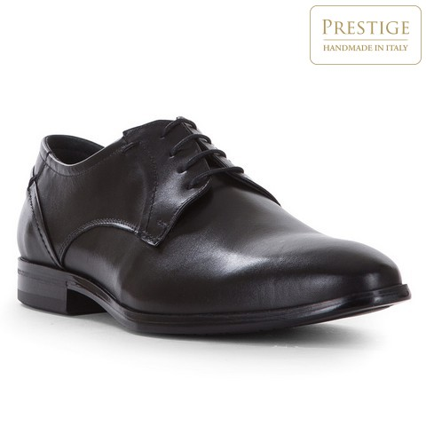 Buty męskie, czarny, 83-M-307-1-39, Zdjęcie 1