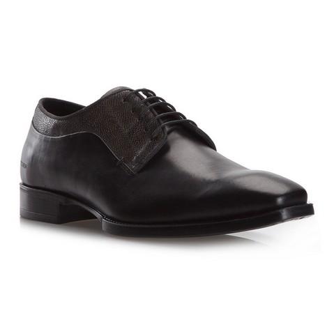 Buty męskie, czarno - szary, 79-M-082-8-40, Zdjęcie 1