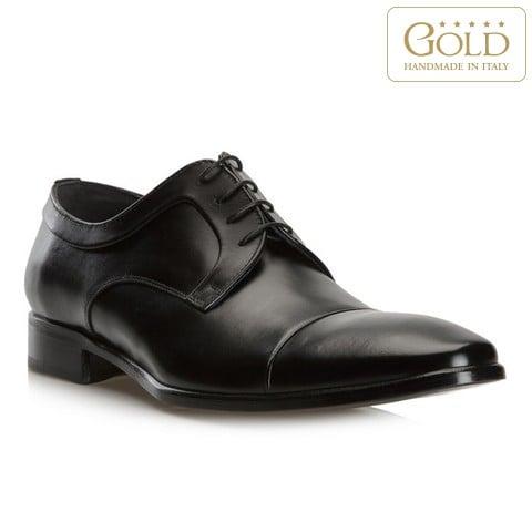 Buty męskie, czarny, BM-B-573-4-39, Zdjęcie 1