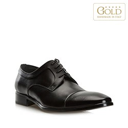 Buty męskie, czarny, BM-B-573-1-43, Zdjęcie 1