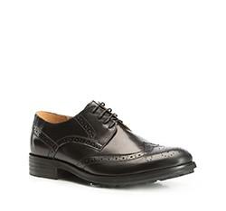 Buty męskie, czarny, 83-M-802-1-44, Zdjęcie 1