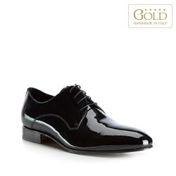 Buty męskie, czarny, BM-B-576-1-46, Zdjęcie 1