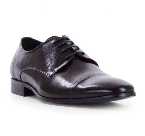 Buty męskie, czarny, 83-M-921-1-39, Zdjęcie 1