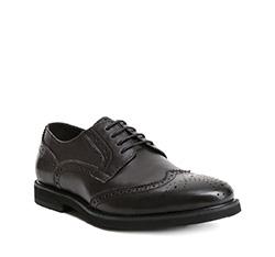 Buty męskie, czarny, 84-M-913-1-44, Zdjęcie 1