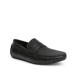Buty męskie, czarny, 84-M-920-1-44, Zdjęcie 1