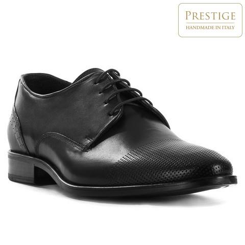Buty męskie, czarny, 83-M-302-1-39, Zdjęcie 1