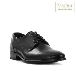 Buty męskie, czarny, 83-M-302-1-44, Zdjęcie 1