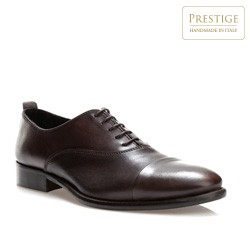 Buty męskie, brązowy, 84-M-051-4-42, Zdjęcie 1