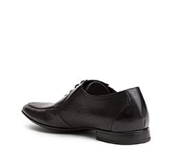 Buty męskie, czarny, 84-M-815-1-44, Zdjęcie 1