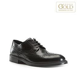 Buty męskie, czarny, BM-B-501-1-45_5, Zdjęcie 1