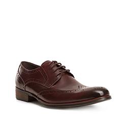 Обувь мужская Wittchen 84-M-801-4, темно-коричневый 84-M-801-4
