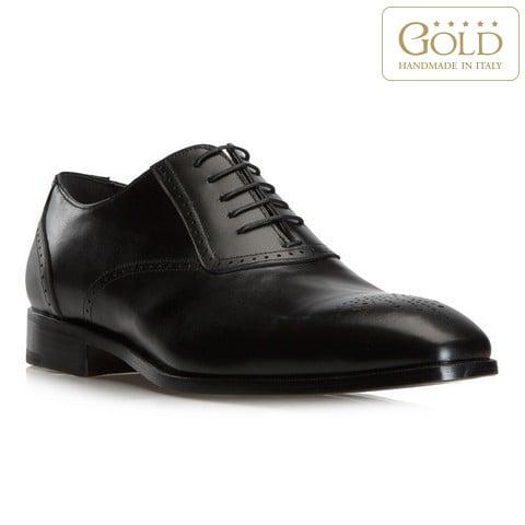 Buty męskie, czarny, BM-B-571-1-45, Zdjęcie 1