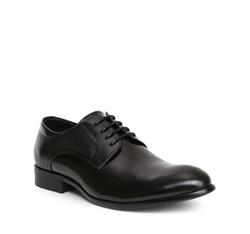 Men's shoes, black, 84-M-903-1-45, Photo 1