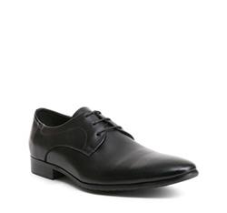 Men's shoes, black, 84-M-901-1-43, Photo 1
