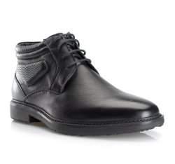 Men's shoes, black, 81-M-912-1-40, Photo 1