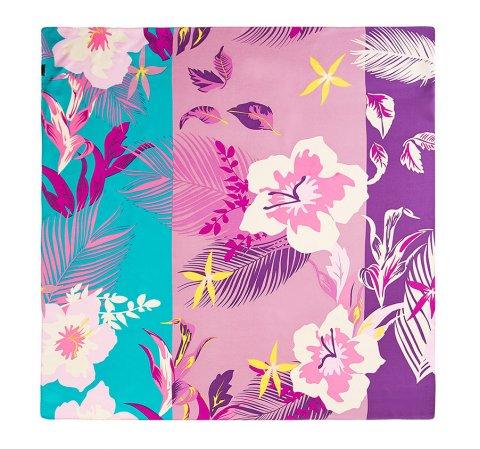 Chusta, różowo - fioletowy, 86-7D-S20-X4, Zdjęcie 1