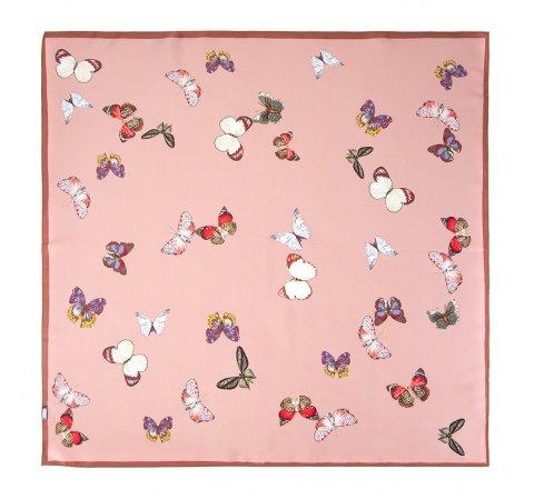 Chusta damska, różowy, 87-7D-S16-X1, Zdjęcie 1