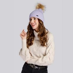 Hat, lavender, 93-HF-010-F, Photo 1