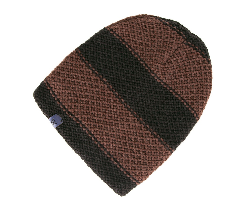 Шапка мужскаяШапка для мужчин сделанная из высококачественных материалов. Благодаря подкладке флис идеально подходит для холодных дней. Эта модель идеально подходит для тех кому нравится классика и функциональность.<br><br>секс: мужчина<br>Цвет: коричневый<br>материал:: Акрил