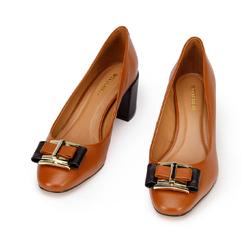Shoes, brown, 93-D-750-4-40, Photo 1