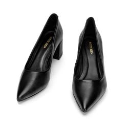 Shoes, black, 93-D-751-1-35, Photo 1