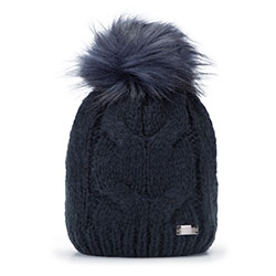 Hat, navy blue, 93-HF-009-7, Photo 1