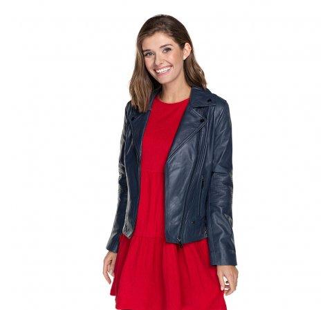 Женская куртка из овчины 91-09-600-7