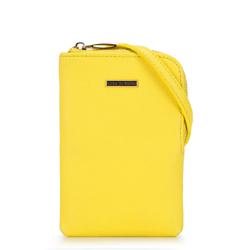 Damska listonoszka XS, żółty, 92-2Y-306-Y, Zdjęcie 1
