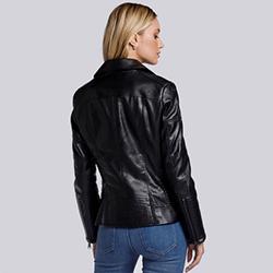 Jacket, black, 93-9P-108-1-M, Photo 1