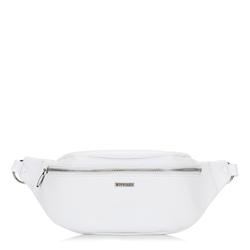 Damska torebka nerka klasyczna, biały, 92-4Y-303-00, Zdjęcie 1