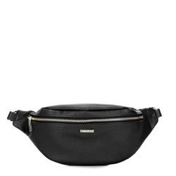 Damska torebka nerka klasyczna, czarny, 92-4Y-303-1, Zdjęcie 1