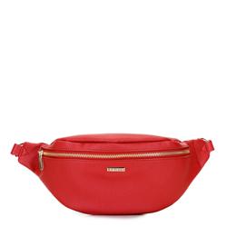 Damska torebka nerka klasyczna, czerwony, 92-4Y-303-3, Zdjęcie 1