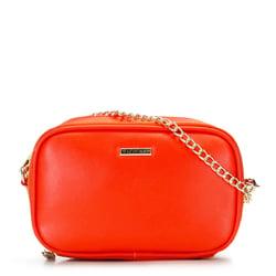 Damska torebka nerka / listonoszka 2 w 1, pomarańczowy, 92-4Y-304-60, Zdjęcie 1