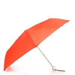 Women's small manual umbrella, orange, PA-7-168-3, Photo 1