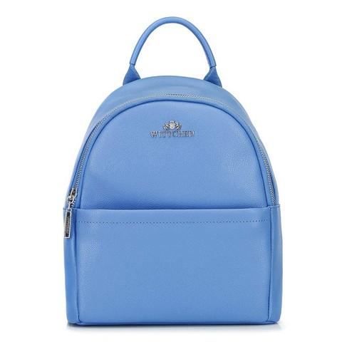 Женский кожаный рюкзак в стиле минимализм 92-4E-624-7