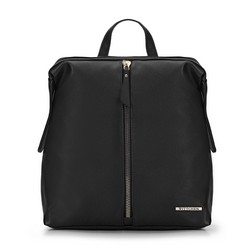 Women's backpack, black, 93-4Y-913-1, Photo 1