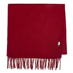 Damski szal klasyczny szeroki, czerwony, 91-7D-X10-2, Zdjęcie 1