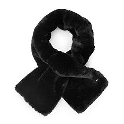 Scarf, black, 93-7F-003-1, Photo 1